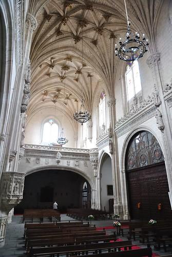 Monasterio de San Juan de los Reyes. Toledo.