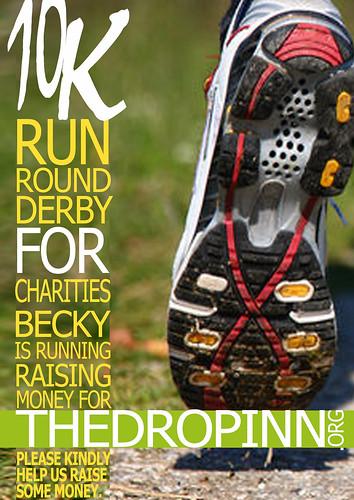10K Run Promo by thedropinn