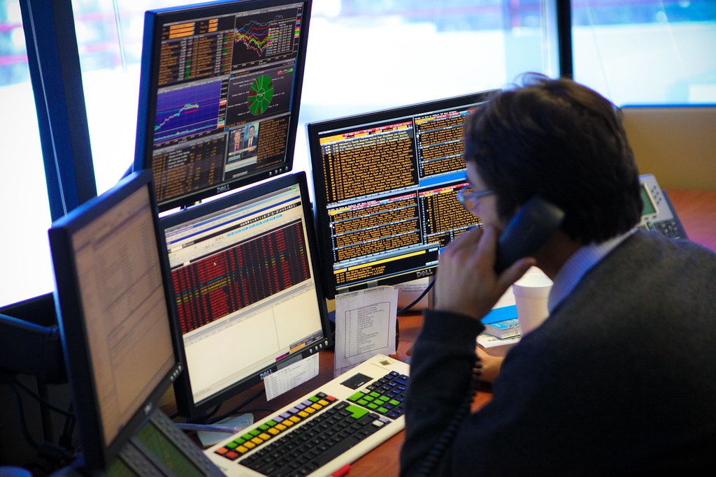 Fisher Investments – Trading Room