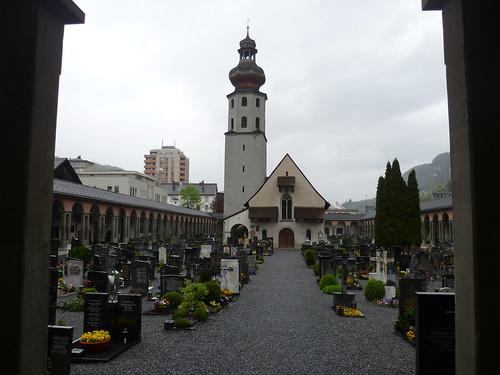 Pablo Und Paul feldkirch vorarlberg austria und paul chiesa parrochiale