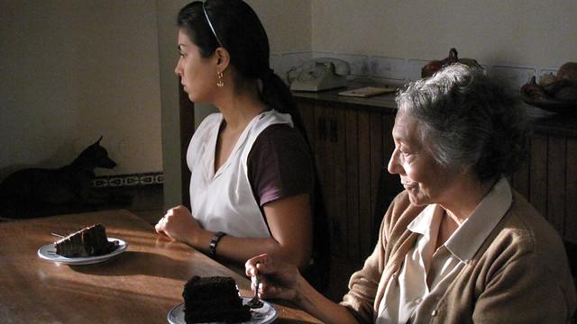 Stephanie Orúe y Delfina Paredes, en Casadentro