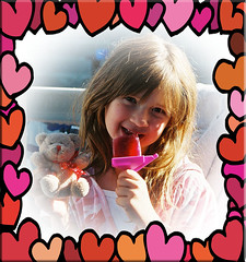 Gracie and the popsicle (fantartsy JJ *2013 year of LOVE!*) Tags: family cute love beauty thanks angel portraits children sweet grandkids myfamily soe popscicle blueribbonwinner platinumphoto impressedbeauty diamondclassphotographer flickrdiamond haleygrace dragondagger thesuperbmasterpiece zuzkasfaves