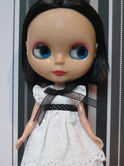 Ellie in Her New Dress  161/365