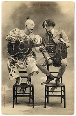Clown Talk (c.1905)