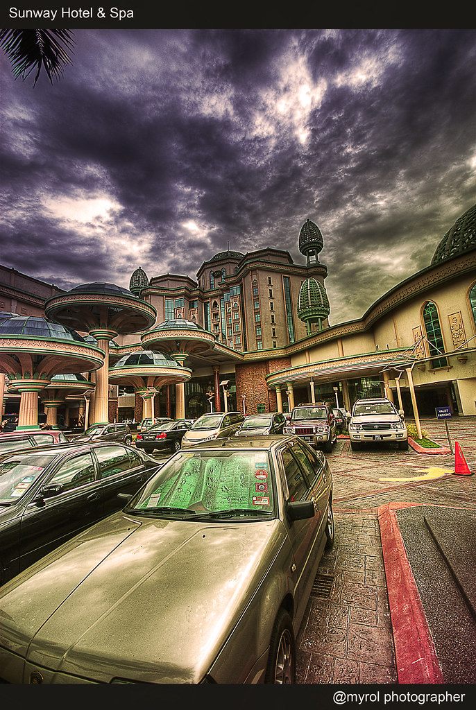 HDR Sunway Resort Hotel & Spa