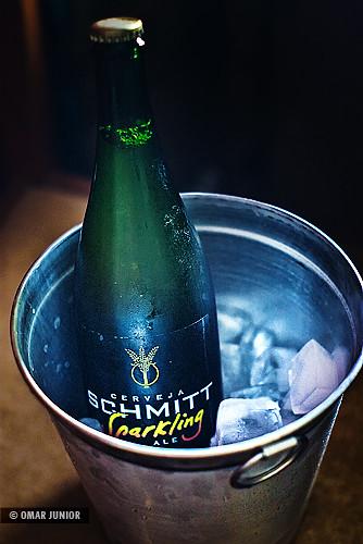 Cerveja Schmitt Sparkling