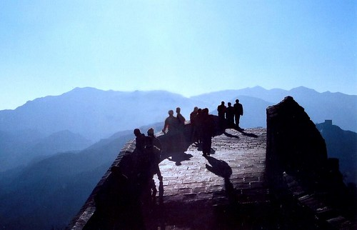 Great Wall of China by you.