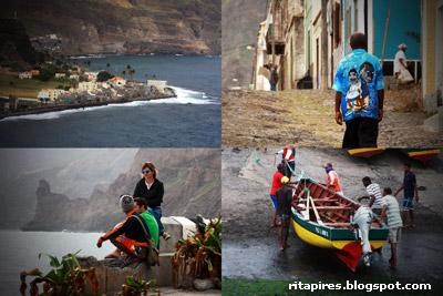 Diário de uma aventura por Cabo Verde