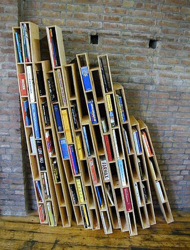 3236801206 51d68f086a Top 10 Creative AND Practical Bookcases