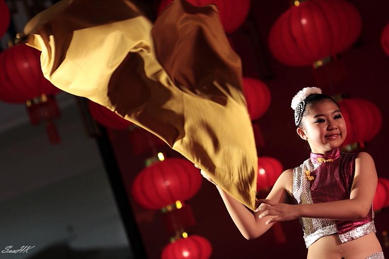 Oriental Dance @ Berjaya Times Square, KL, Malaysia