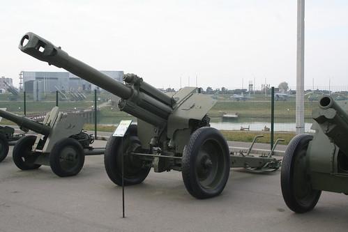 Obusier de 152MM D-1 modèle 1943 (Union soviétique ) 3255529897_83dcc0555a
