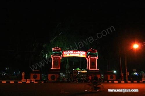 Aloon- Aloon Blitar - Blitar - East Java