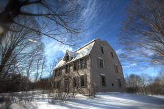 Old Manse, Minuteman National Park, Concord MA by Patrick Campagnone
