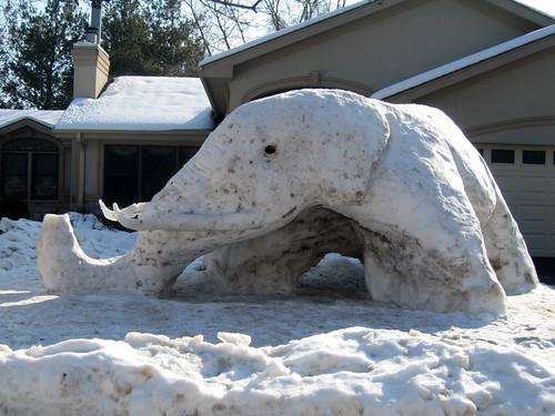SnowElephant