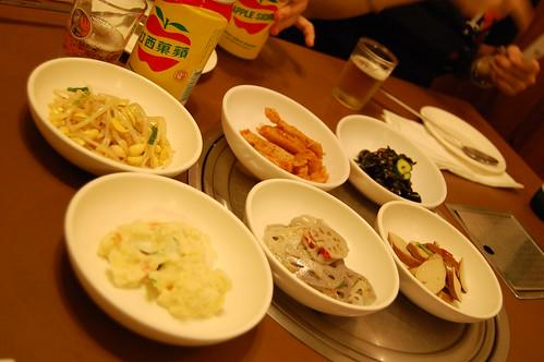 2009-02-07 韓鮮亭 & Cozy 020