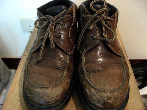 我的馬汀大夫鞋