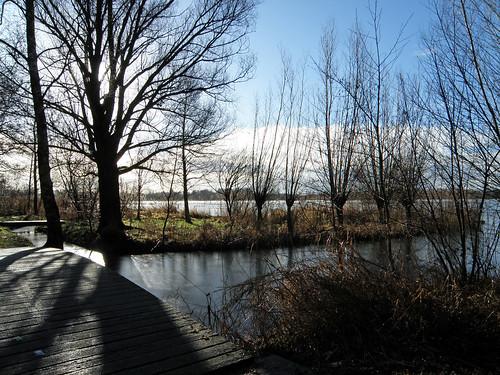 foto Gaasperplas Park amsterdam