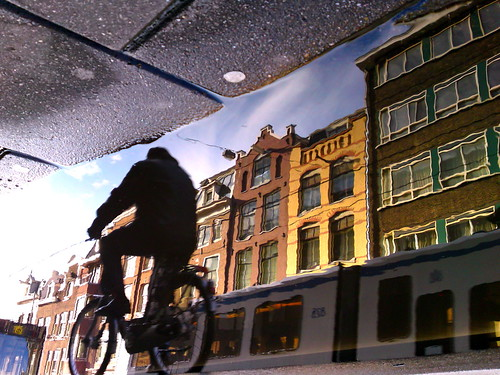 Reflections Of Amsterdam - Fight Or Flight