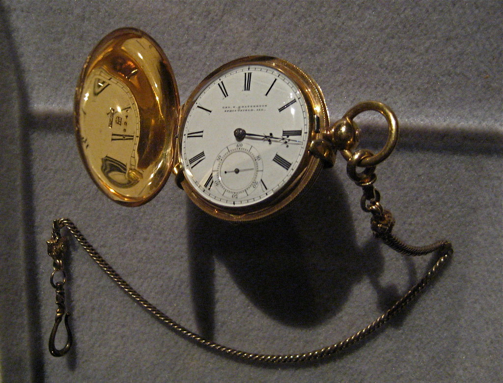 Lincoln's Gold Watch