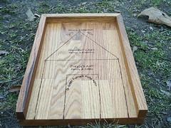 Asatru Aett Rune Casting Board (dragonoak) Tags: nordic celtic viking runes futhark asatru diviniation castingboard