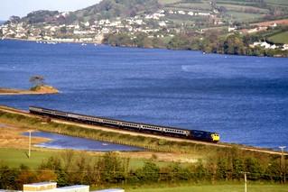 Class 50, 50024 River Teign 6/3/82