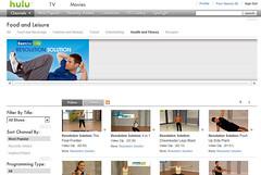 Hulu Fitness Videos
