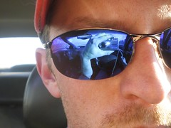 selfportrait reflection driving cheapsunglasses twitter365 t365 nowivegotthatzztopsongstuckinmyhead