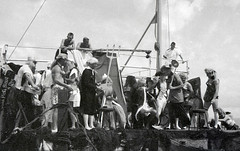 Crossing the line 1 (Argentem) Tags: indianocean 1967 equator royalnavy crossingtheline hmstriumph