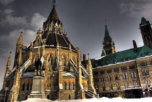 Library of Parliament / Bibliothèque du Parlement