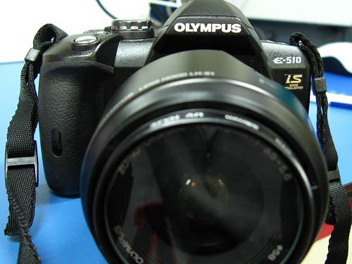 olympus E-510