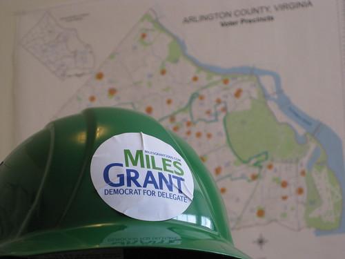 Miles Grant for Delegate