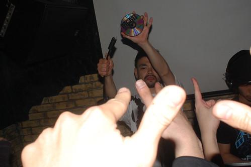 PYRAMID feat.ROC TRAX NIGHT @JB'S