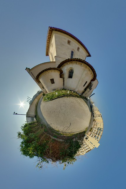 Vieille église de Mérignac