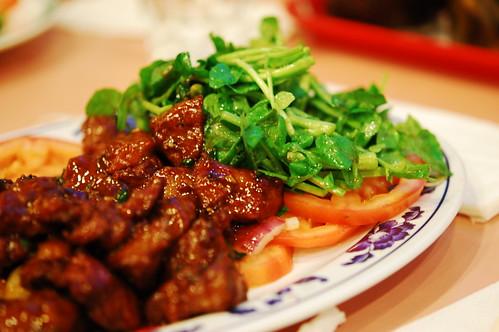 Battambang: Shaky beef