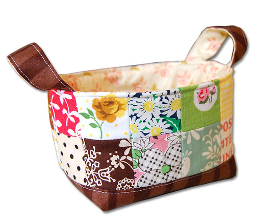 fabric-basket