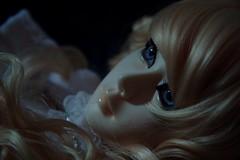 """Rebecca di Rebecca. (bisbiglio [in arte """"sbibbì""""]) Tags: portrait eyes doll rebecca faith occhi superdollfie ritratto capelli bambola volto domuya"""