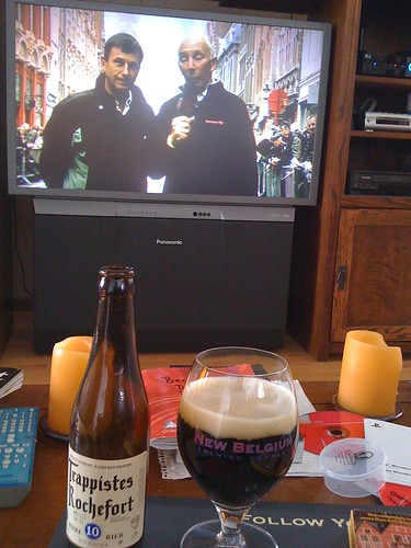 Watching Tour of Flanders