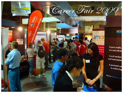 USQ: Career Fair 2009