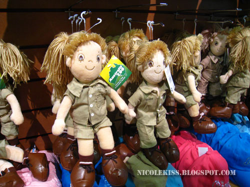 bindi dolls