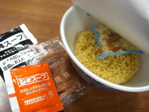行列の出来る店のラーメン(新潟編)