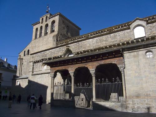 Catedral desde la Plaza del Mercado