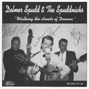 Walking the Streets of Denver: Spuddnicks release on Bopland Records