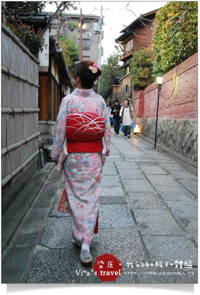 【京都賞櫻旅】京都旅遊~高台寺染匠和服體驗篇高台寺染匠和服體驗44