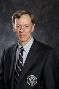 Jim Vernon, USGA President