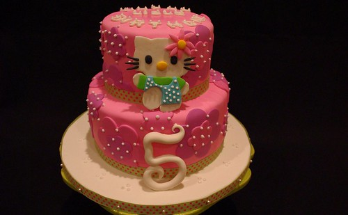 If your daughter has a Hello Kitty theme birthday party, why not save the