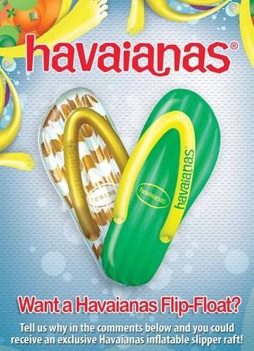 Havaianas free