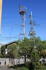 黒須の火の見櫓(入間市)