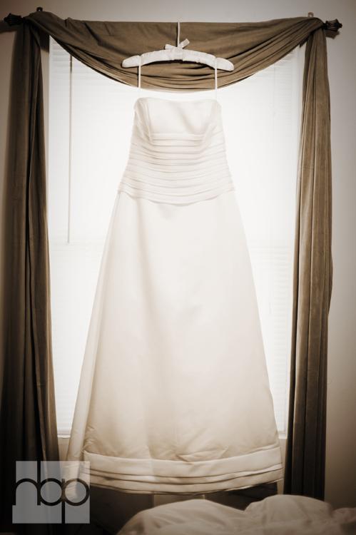 my dress