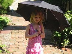 Parasol Girl 1