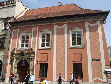Kraków Pałac Górków